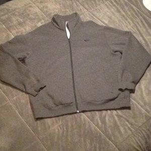 Nike Zip Up Fleece Lined Jacket Size XXL